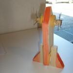 Rakete Idee von Hildegard HinterholzerFlugzeuge und Raketen