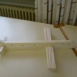 Flugzeug aus Holz Idee von Andrea und Bettina