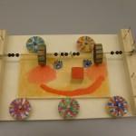 Bewegungsbaustelle Bastelanleitung für Kinderspielzeug