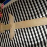 Kinder bauen Schwert und Martenpfähle Bastelanleitung Schwert für Kinder