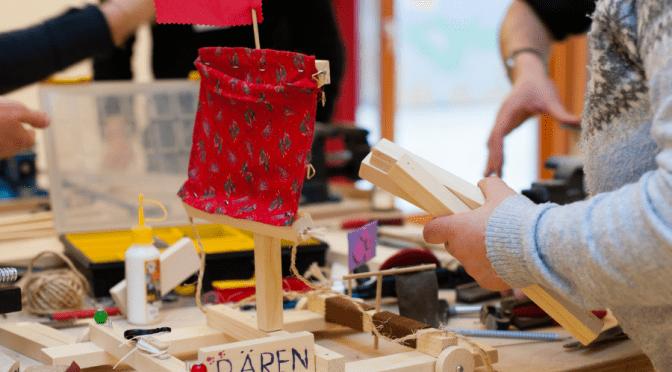 Fortbildung Holzwerkstatt Kindertagesstätte