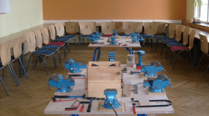 Fortbildung Holzwerkstatt Raum